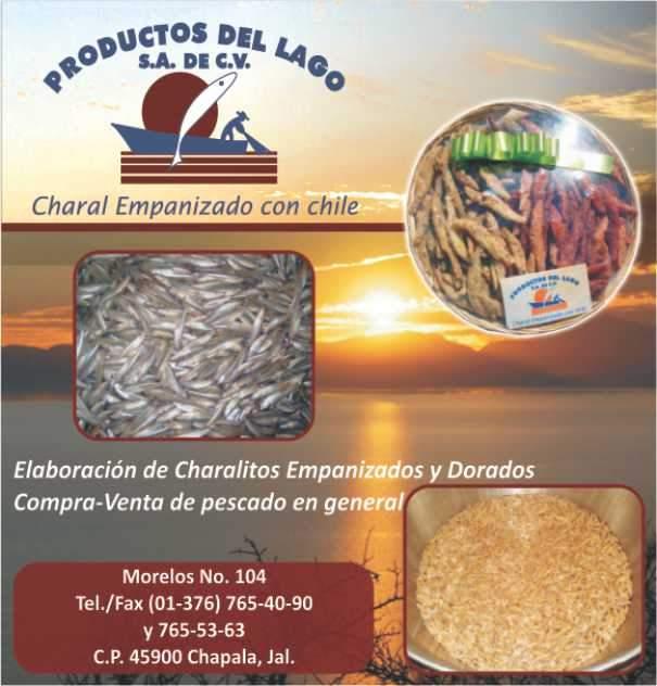1 Productos del Lago