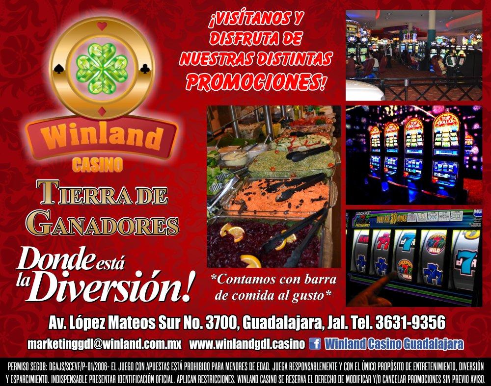 Winland casino guadalajara mapa cambridge mobile casino